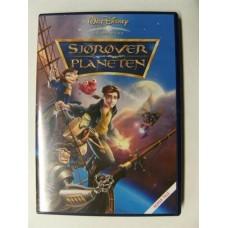 Disney Klassikere 42: Sjørøverplaneten (DVD)