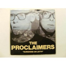 The Proclaimers - Sunshine On Leith 7''