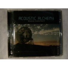 Acoustic Alchemy - Radio Contact (CD)