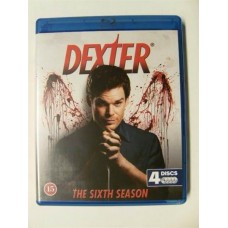 Dexter Sesong 6 (Blu-ray)