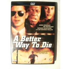 A Better Way To Die (DVD)