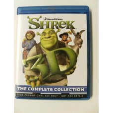 Shrek: The Complete Collection 3D (Blu-ray)