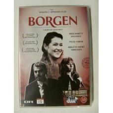 Borgen Sesong 2 (DVD)