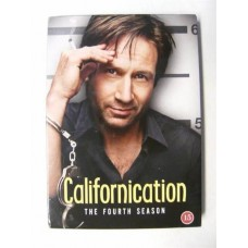 Californication Sesong 4 (DVD)