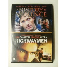 A History of Violence + Highwaymen (DVD)
