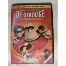 De Utrolige (DVD)