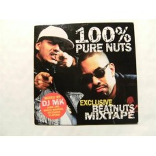 100% Pure Nuts (CD)