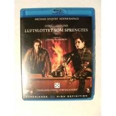 Luftslottet Som Sprengtes (Blu-ray)