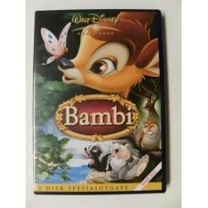 Disney Klassikere 5: Bambi (DVD)