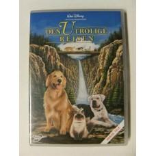Den Utrolige Reisen (DVD)