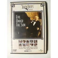 Agatha Christie: Med Solen Som Vitne (DVD)