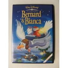 Disney Klassikere 23: Bernard og Bianca (DVD)