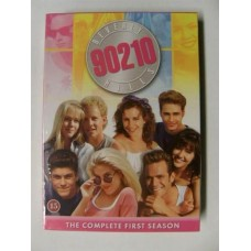 Beverly Hills 90210 Sesong 1 (DVD)