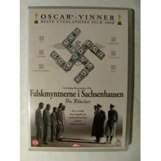 Falskmynterne I Sachsenhausen (DVD)