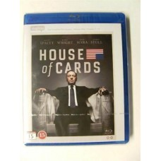 House of Cards Sesong 1 (Blu-ray)