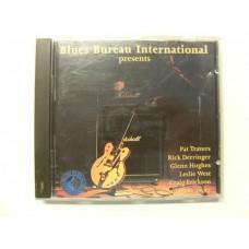 Blues Bureau International Presents (CD)