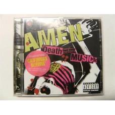 Amen - Death Before Musick (CD)