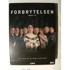 Forbrytelsen Sesong 1 (DVD)