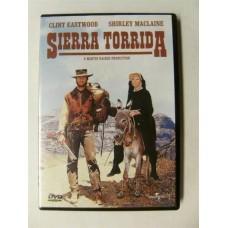 Sierra Torrida (DVD)