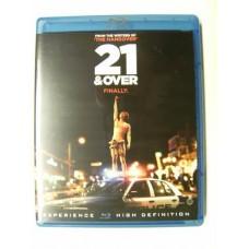 21 og Over (Blu-ray)