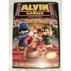 Alvin Og Gjengen (DVD)
