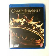 Game of Thrones Sesong 2 (Blu-ray)