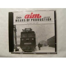 Aim - Means of Production (CD)