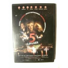 5 Løgner (DVD)