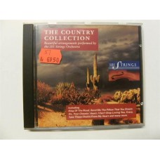 101 Strings - The Country Collection (CD)