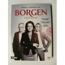 Borgen Sesong 3 (DVD)