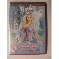 Barbie I Svanesjøen (DVD)