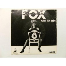 Samantha Fox - Aim To Win 7''