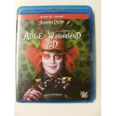 Alice In Wonderland 3D (Blu-ray)