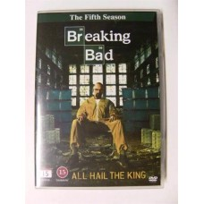 Breaking Bad Sesong 5 (DVD)