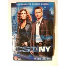 CSI: NY Sesong 2 (DVD)