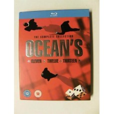 Ocean's: The Complete Collection (Blu-ray)