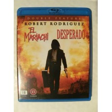 El Mariachi + Desperado (Blu-ray)