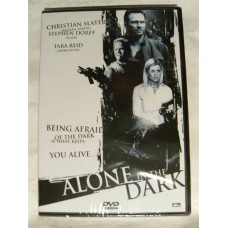 Alone In The Dark (DVD)