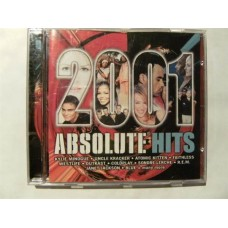 Absolute Hits 2001 (CD)