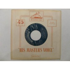 Louis Armstrong - Blues For Yesterday 7''