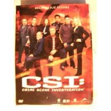 CSI Sesong 3 (DVD)