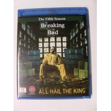 Breaking Bad Sesong 5 (Blu-ray)