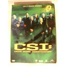 CSI Sesong 2 (DVD)