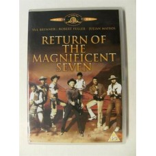 Return of the Magnificent Seven (DVD)