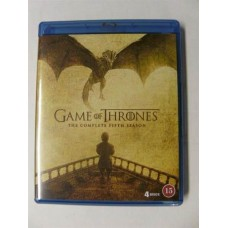 Game of Thrones Sesong 5 (Blu-ray)