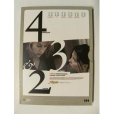 4 Måneder, 3 Uker Og 2 Dager (DVD)