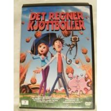 Det Regner Kjøttboller (DVD)