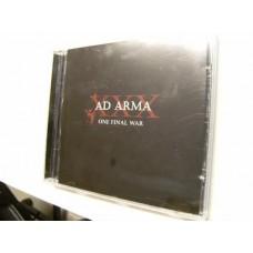 Ad Arma - One Final War (CD)