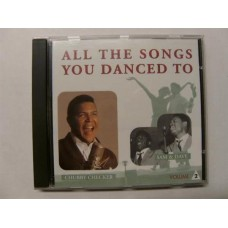 All The Songs You Danced To Volume 2 (CD)