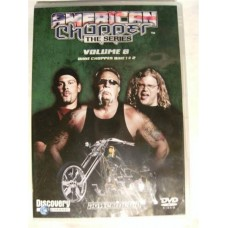 American Chopper The Series: Volume 8 (DVD)